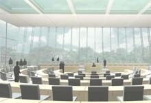 Plenarsaal Bayerischer Landtag München